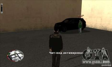 GodPlayer v1.0 for SAMP for GTA San Andreas