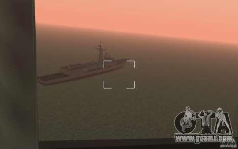 CSG-11 for GTA San Andreas forth screenshot