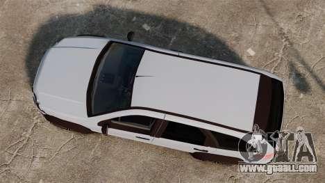 Fiat Palio Adventure Locker Evolution for GTA 4 right view