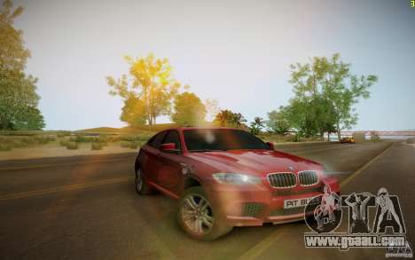 BMW X6 v1.1 for GTA San Andreas