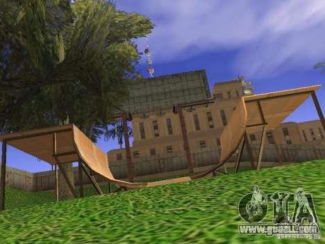 New Los Santos for GTA San Andreas eighth screenshot