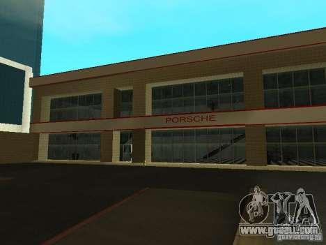 Motor Show Porsche for GTA San Andreas second screenshot