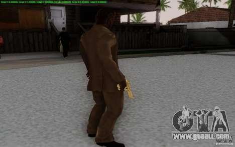 Raul Menendez 2025 for GTA San Andreas third screenshot