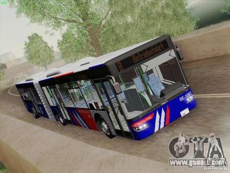 Design X3 for GTA San Andreas inner view