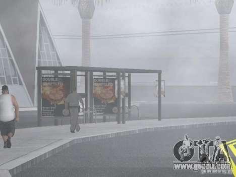 4-th bus v1.0 for GTA San Andreas eighth screenshot