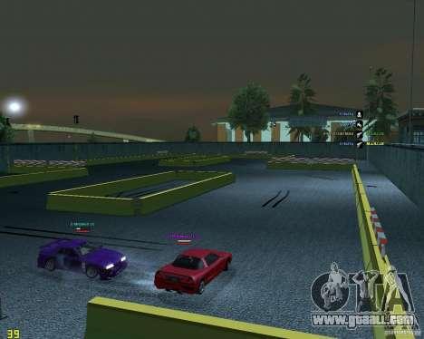 Drift Circuit for GTA San Andreas second screenshot