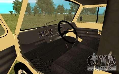 Luaz 13021 for GTA San Andreas right view