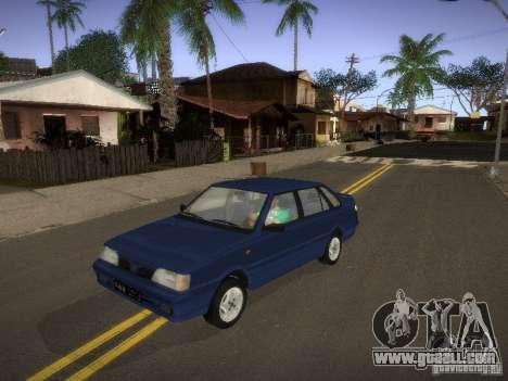 Daewoo-FSO Polonez Atu Plus 1.6 for GTA San Andreas back view