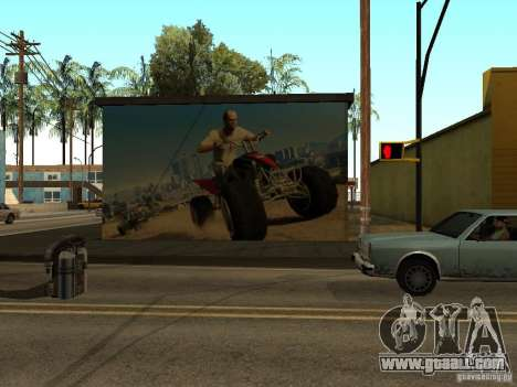 Poster of GTA 5 for GTA San Andreas second screenshot