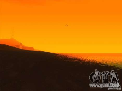 ENBSeries v1.0 for GTA San Andreas seventh screenshot