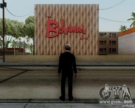 Morgan Freeman for GTA San Andreas forth screenshot