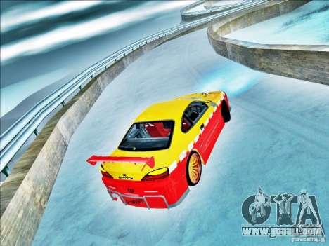 Nissan Silvia S15 Calibri-Ace for GTA San Andreas side view