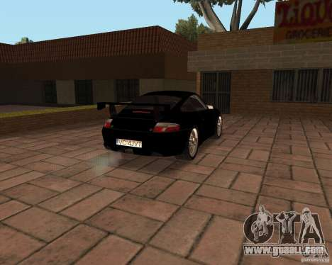 Porsche 911 GT3 RS for GTA San Andreas engine