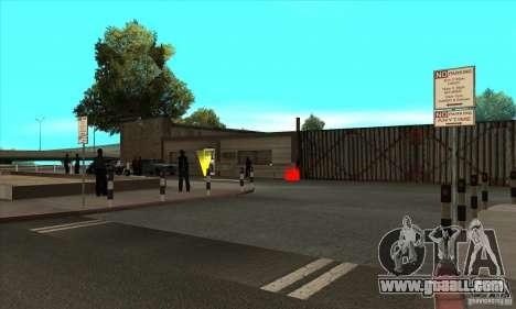 Renewal of driving schools in San Fierro V 2.0 F for GTA San Andreas forth screenshot