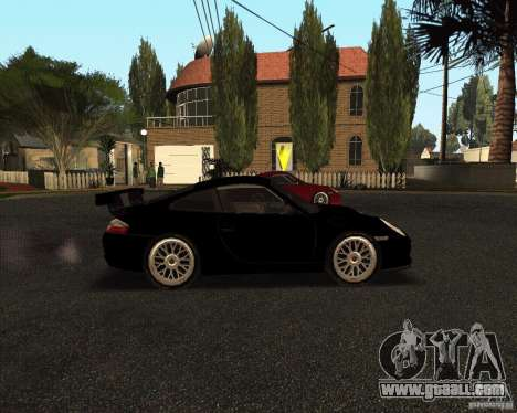 Porsche 911 GT3 RS for GTA San Andreas side view