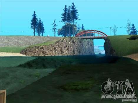 ENBSeries v1.1 for GTA San Andreas fifth screenshot