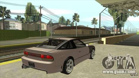 Nissan 240sx S13 JDM for GTA San Andreas right view
