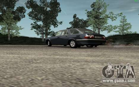 GAZ Volga 31104 for GTA San Andreas left view