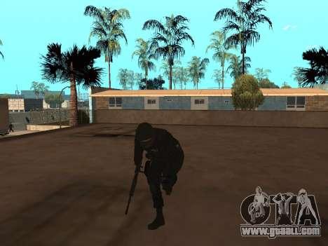 Member Of The FSB for GTA San Andreas second screenshot