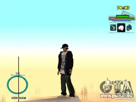 Skins El Coronos for GTA San Andreas third screenshot