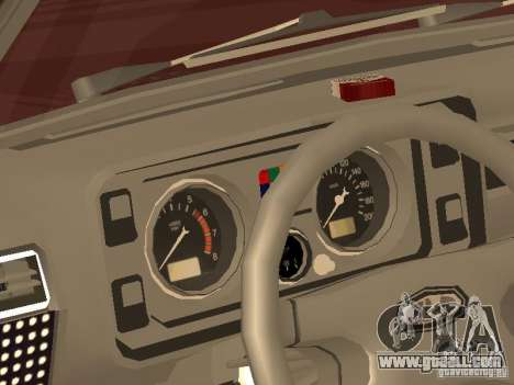 VAZ 2104 v. 2 for GTA San Andreas right view