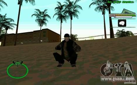 Bomje & Gop for GTA San Andreas fifth screenshot
