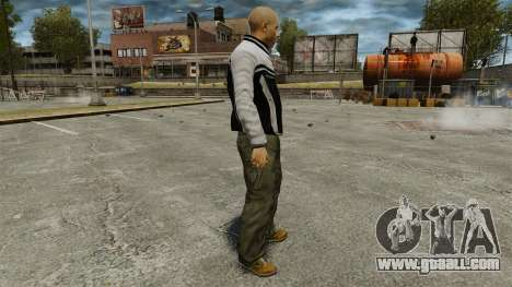 Vin Diesel for GTA 4 second screenshot