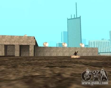 Real New San Francisco v1 for GTA San Andreas