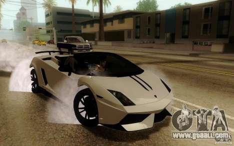 ENBSeries By Eralhan for GTA San Andreas forth screenshot