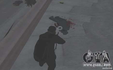 Animating the body of GTA IV for GTA San Andreas second screenshot