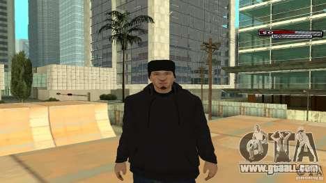 Trialist HD for GTA San Andreas