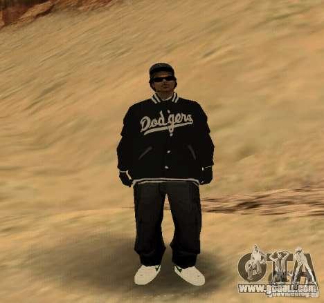 Skin Ryder for GTA San Andreas