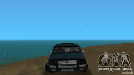 VAZ 2106 for GTA Vice City left view