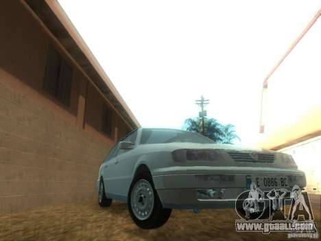 Volkswagen Passat B4 Variant for GTA San Andreas back view