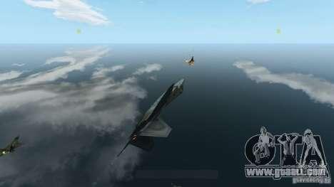Air Combat IV for GTA 4 fifth screenshot