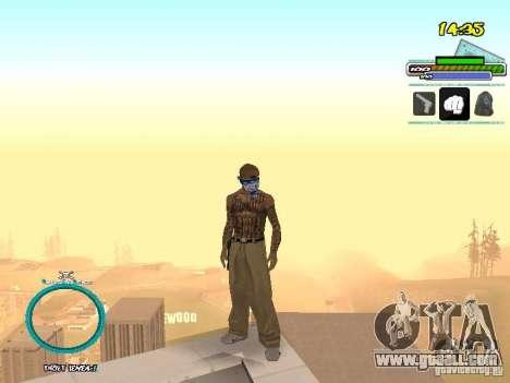 Skins El Coronos for GTA San Andreas