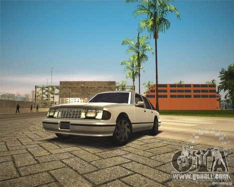 ECHO HD from GTA 3 for GTA San Andreas