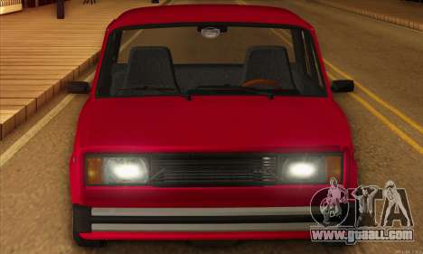 VAZ 2105 Cherry Pie for GTA San Andreas right view