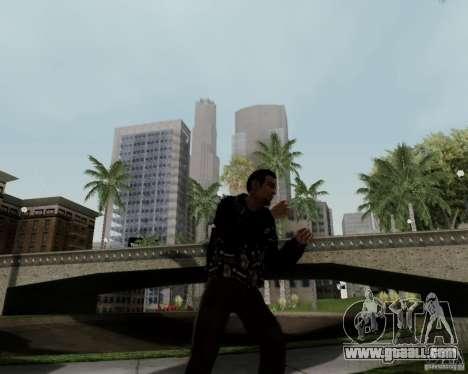 Roman for GTA San Andreas second screenshot