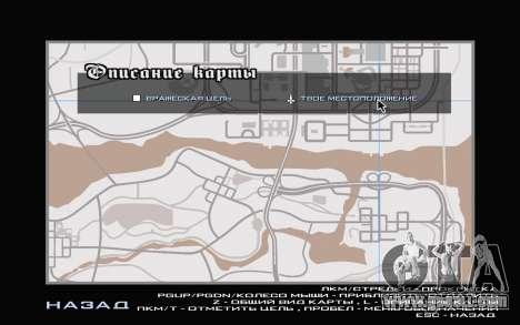 GTA V map for GTA San Andreas fifth screenshot