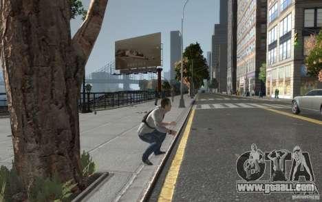 Desmond Miles of AC3 for GTA 4 forth screenshot