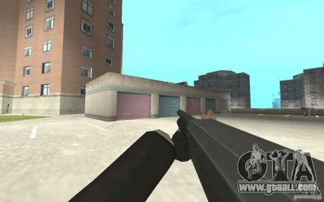 New animation of GTA IV for GTA San Andreas ninth screenshot