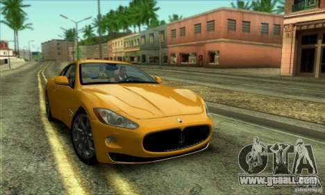 SA_gline v2.0 for GTA San Andreas