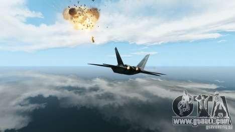 Air Combat IV for GTA 4 forth screenshot