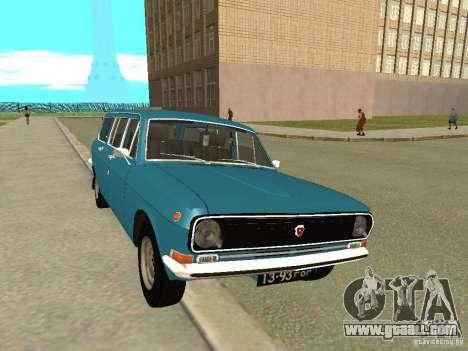 GAZ Volga 24-12 for GTA San Andreas