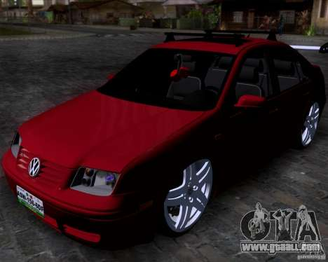 Volkswagen Jetta 2005 for GTA San Andreas