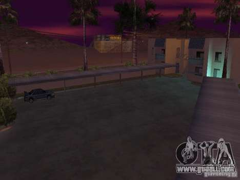 Parking Save Garages for GTA San Andreas seventh screenshot