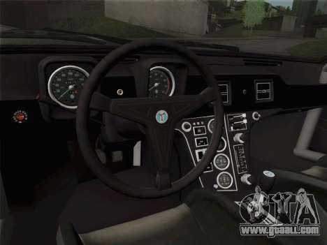 De Tomaso Pantera GT4 for GTA San Andreas wheels