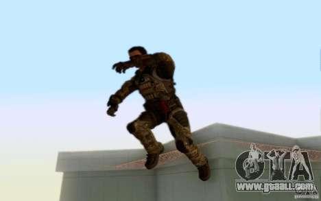 David Mason for GTA San Andreas seventh screenshot