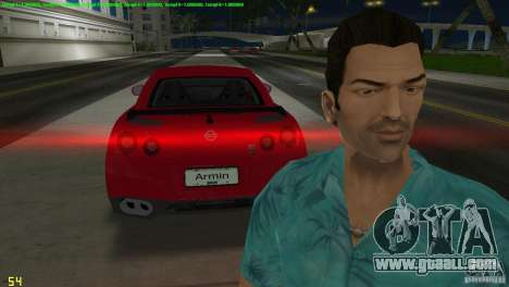 Tommy HQ Model for GTA Vice City sixth screenshot